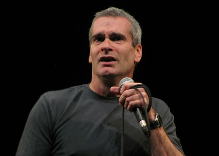image for event Henry Rollins and www.henryrollins.com