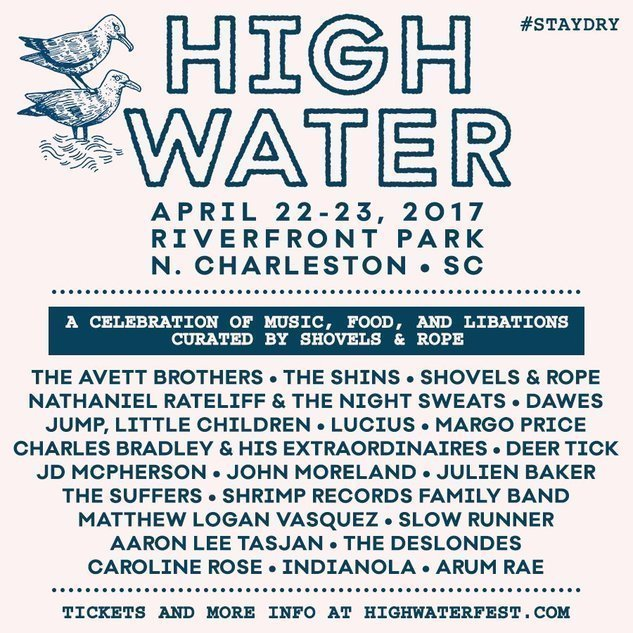 image for event High Water Music Festival