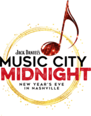 image for event Jack Daniel's Music City Midnight: New Year's Eve