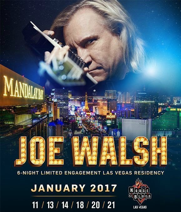 image for event Joe Walsh