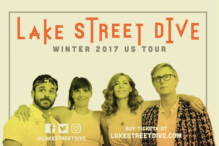 image for event Lake Street Dive