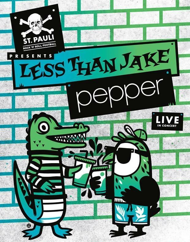 image for event Less Than Jake and Pepper