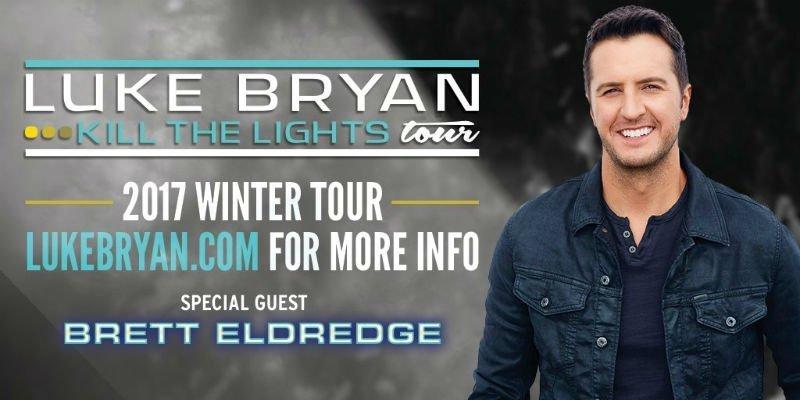 Luke Bryan Presale Code  Farm Tour