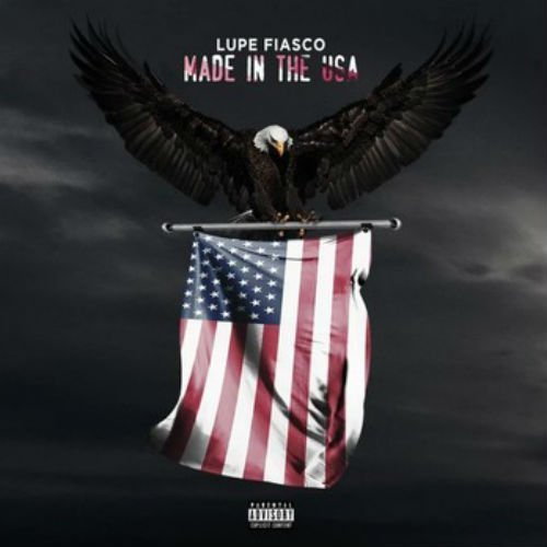 "image for article ""Made In The USA"" - Lupe Fiasco (Prod by StreetRunner) [YouTube Audio Single]"
