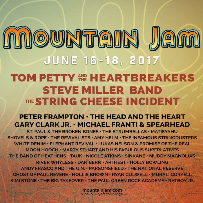 image for event Mountain Jam