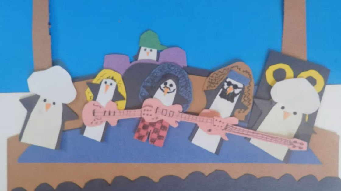 "image for article ""Penguins"" - Pigeons Playing Ping Pong [YouTube Music Video]"