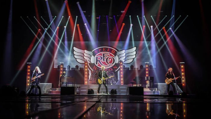 image for event REO Speedwagon and Status Quo