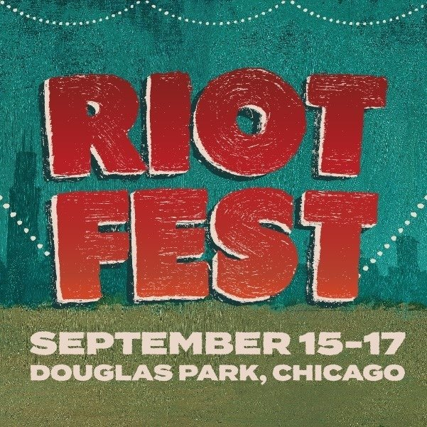image for event Riot Fest 15-17