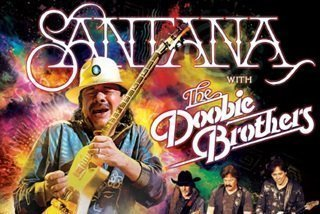 image for event Santana & The Doobie Brothers