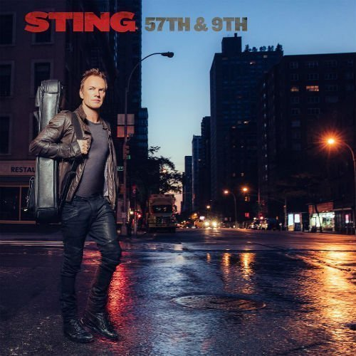 "image for article ""57th & 9th"" - Sting [Full Album Stream + Zumic Review]"