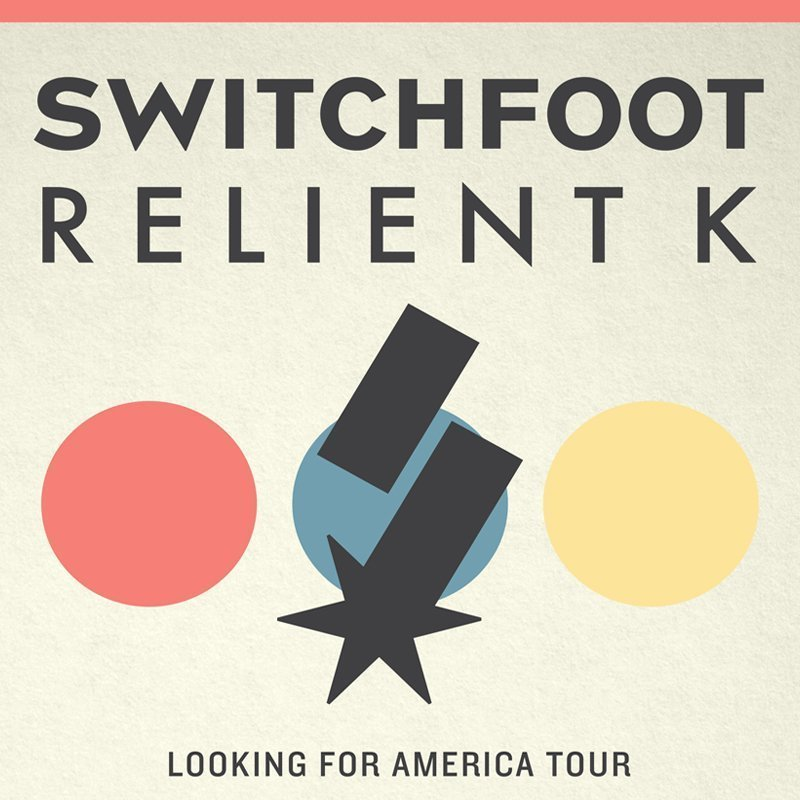 image for event Switchfoot and Relient K