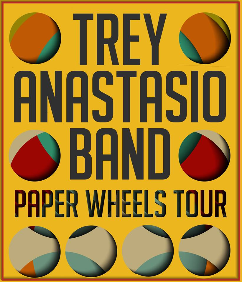 image for article Trey Anastasio Band Plans 2017 Tour Dates: Ticket Presale Code Info
