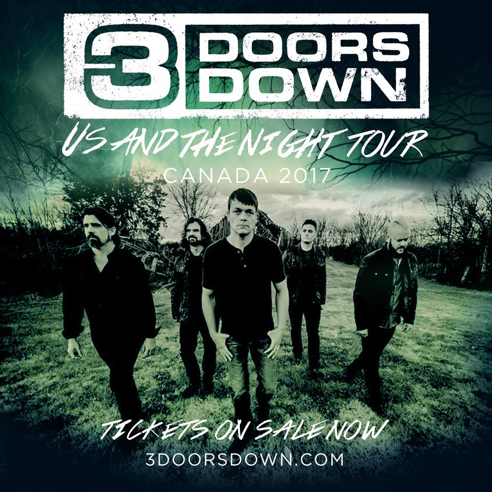 image for event 3 Doors Down