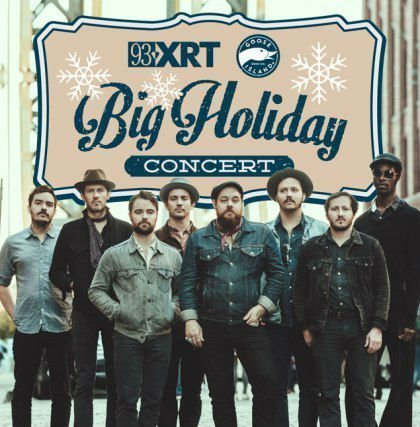 image for event 93 XRT Big Holiday Concert