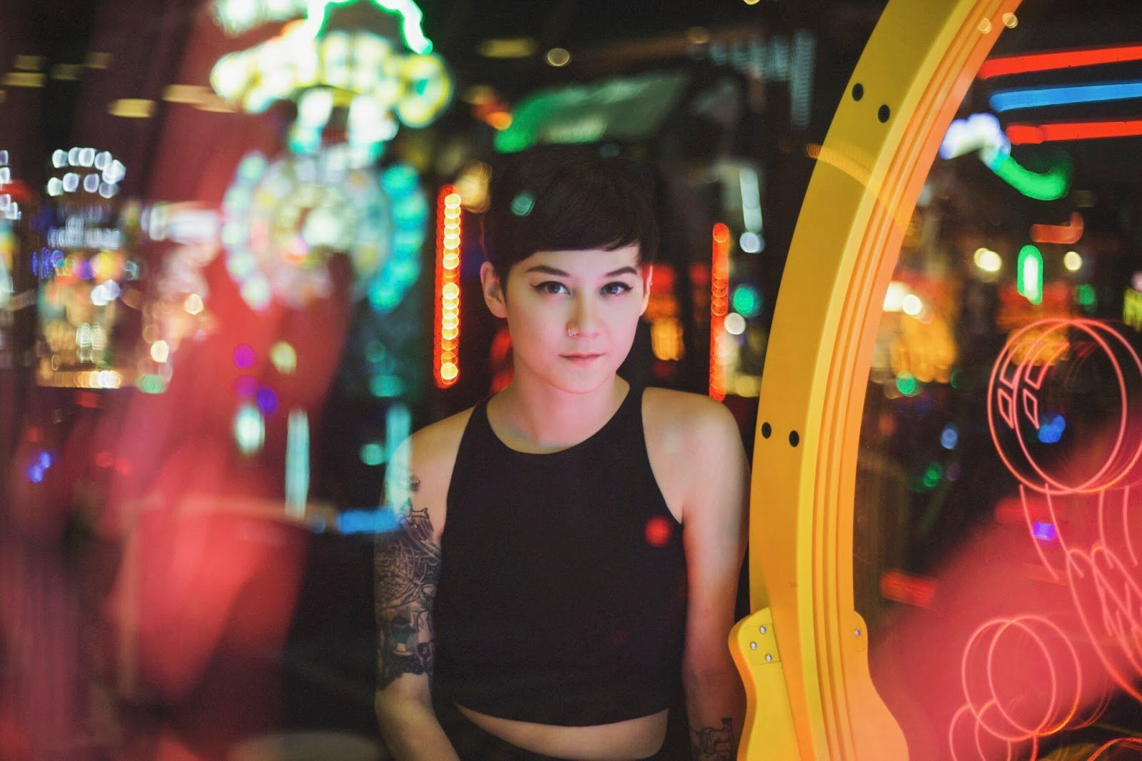 image for event Japanese Breakfast and Eskimeaux
