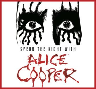 image for event Alice Cooper, The Mission, and The Tubes