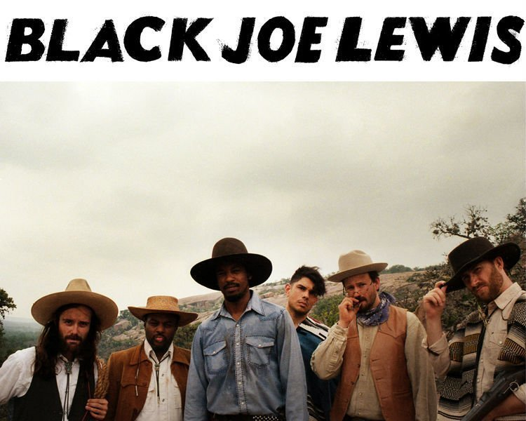 image for event Black Joe Lewis