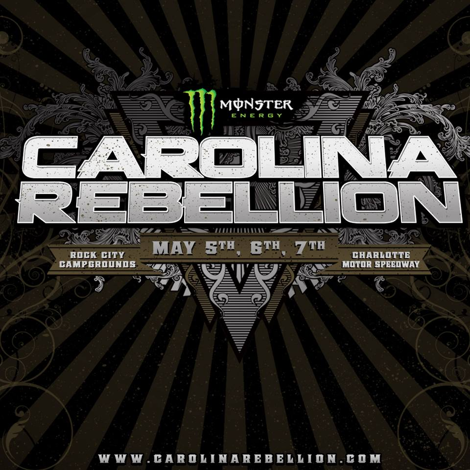 image for event Carolina Rebellion Music Festival