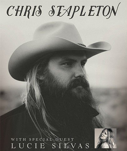 image for event Chris Stapleton and Lucie Silvas