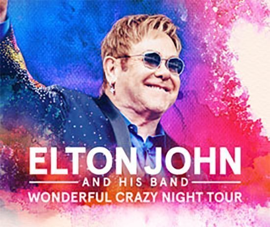 image for article Elton John Adds 2017 North American Tour Dates: Ticket Presale Code Info