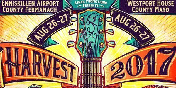 image for event Harvest Country Music Festival