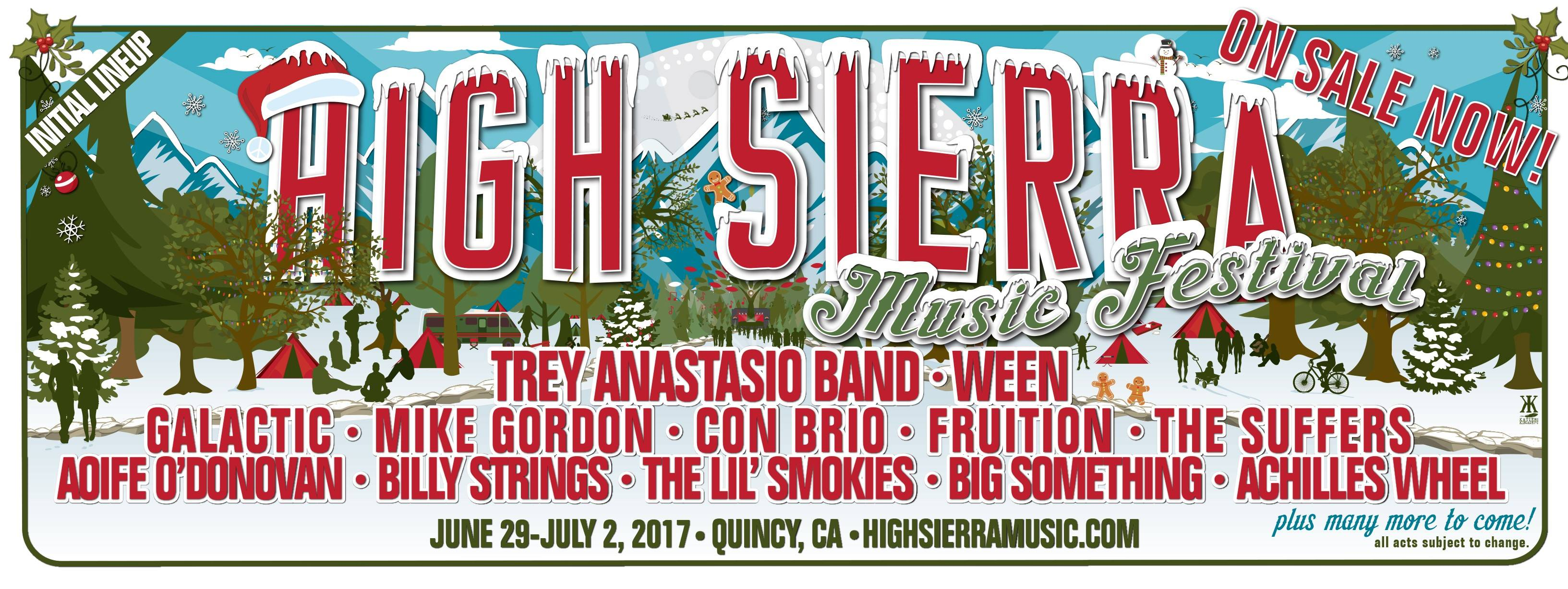 image for event High Sierra Music Festival