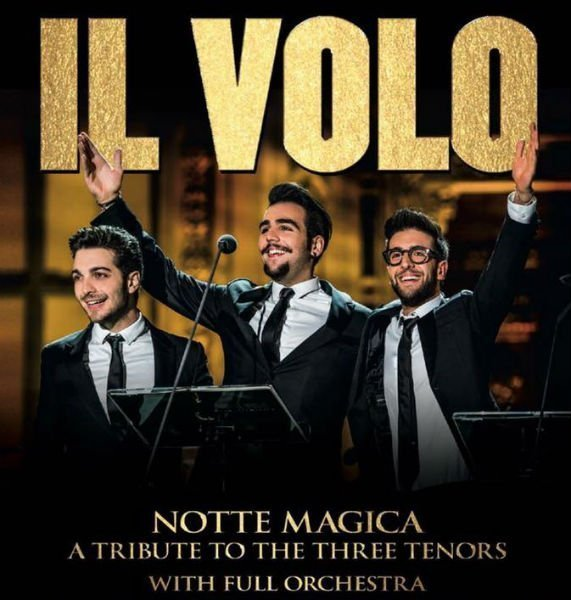 image for event Il Volo