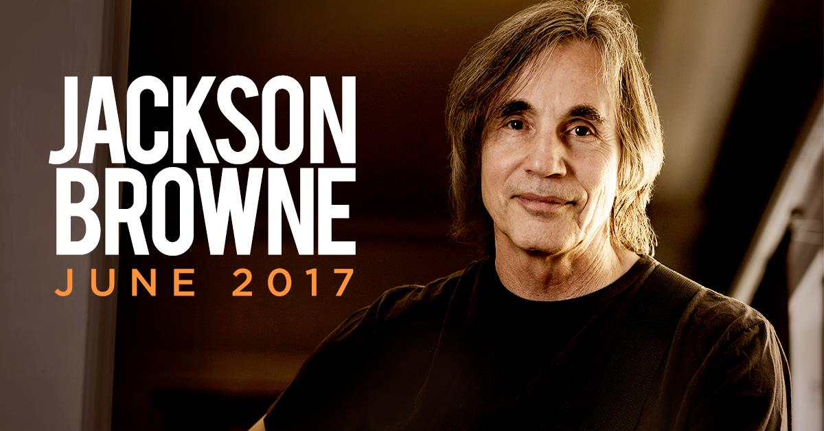 image for event Jackson Browne