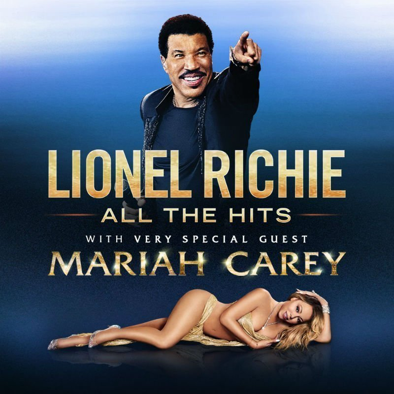 image for article Lionel Richie & Mariah Carey Unveil 2017 Tour Dates: Ticket On-Sale and Presale Code Info