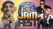 image for event Mobile R&B Jam Fest: Frankie Beverly, Maze, Ginuwine and more