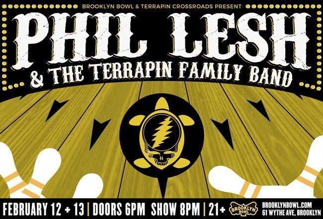 image for event Phil Lesh