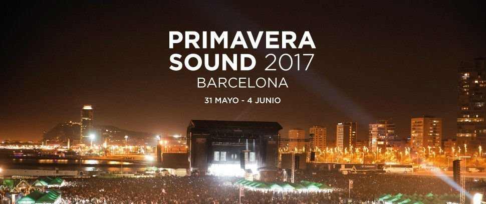 image for event Primavera Sound Festival in Barcelona, Spain on Jun 2, 2017