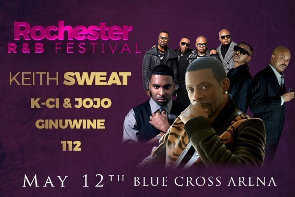 image for event Rochester R&B Festival
