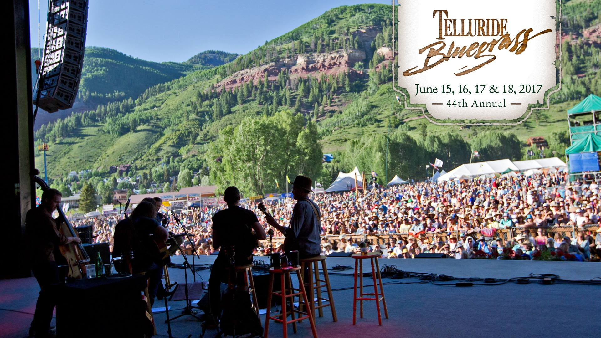 image for event Telluride Bluegrass Festival: Dispatch, Sam Bush Band, Margo Price and More in Telluride, CO on Jun 17, 2017