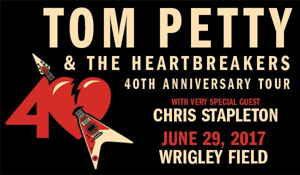 image for event Tom Petty and The Heartbreakers & Chris Stapleton
