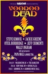 image for event Voodoo Dead