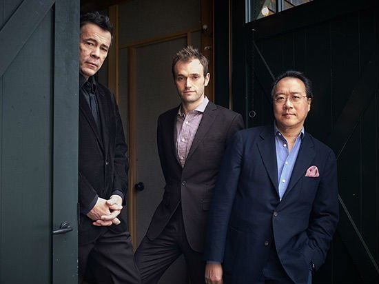 image for event Yo-Yo Ma, Edgar Meyer and Chris Thile