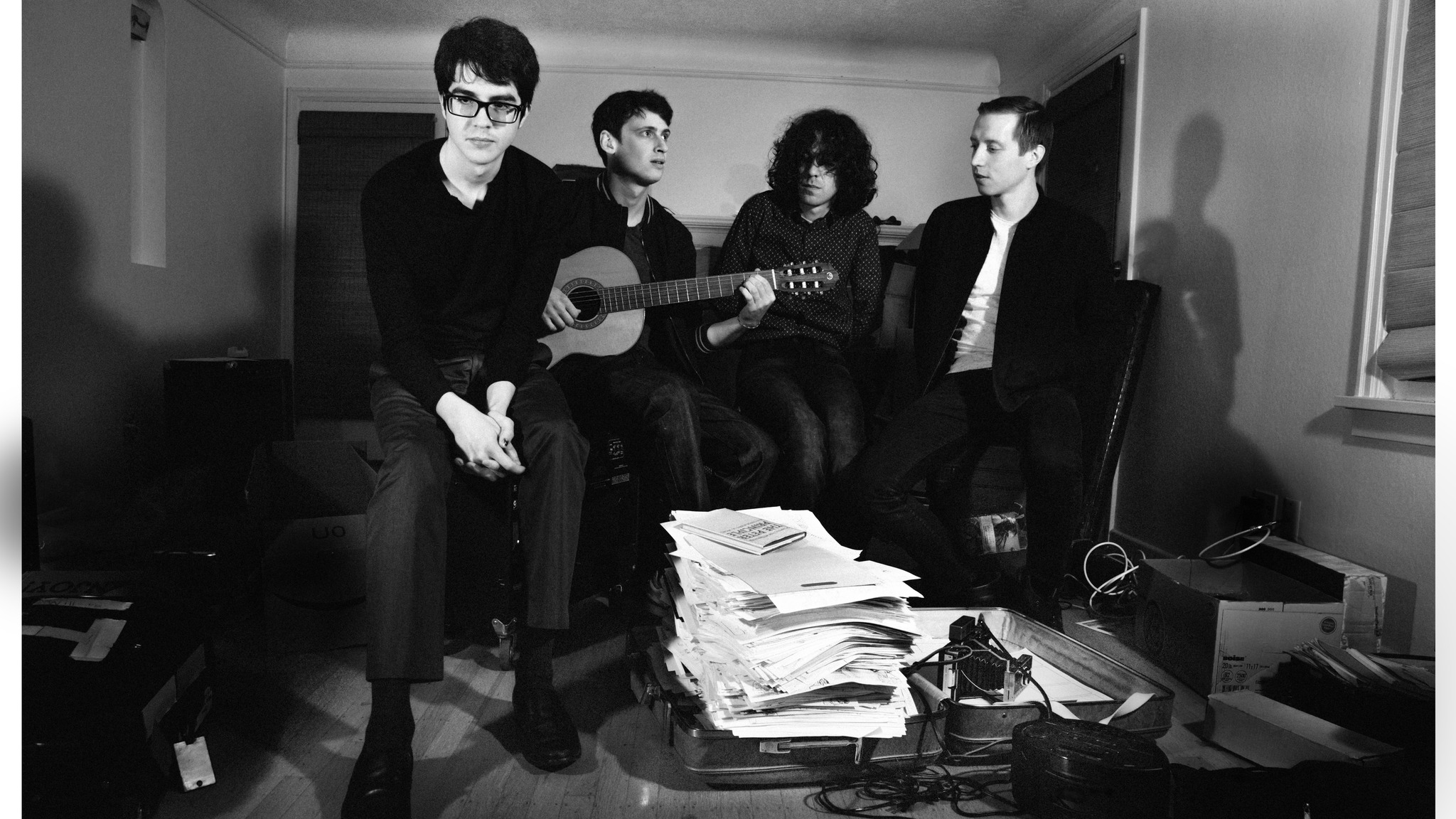 image for event Car Seat Headrest and Naked Giants