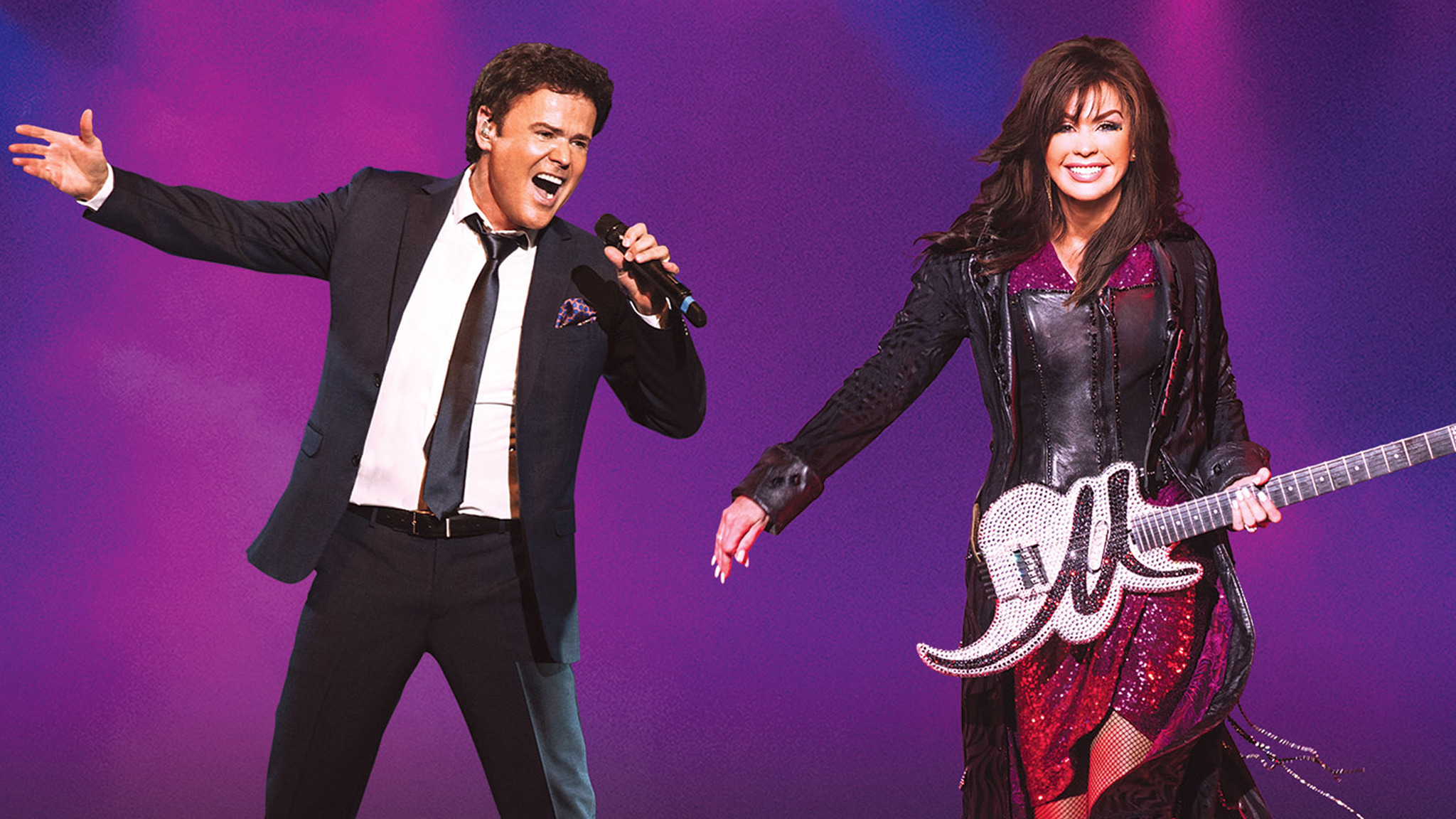 image for event Donny & Marie