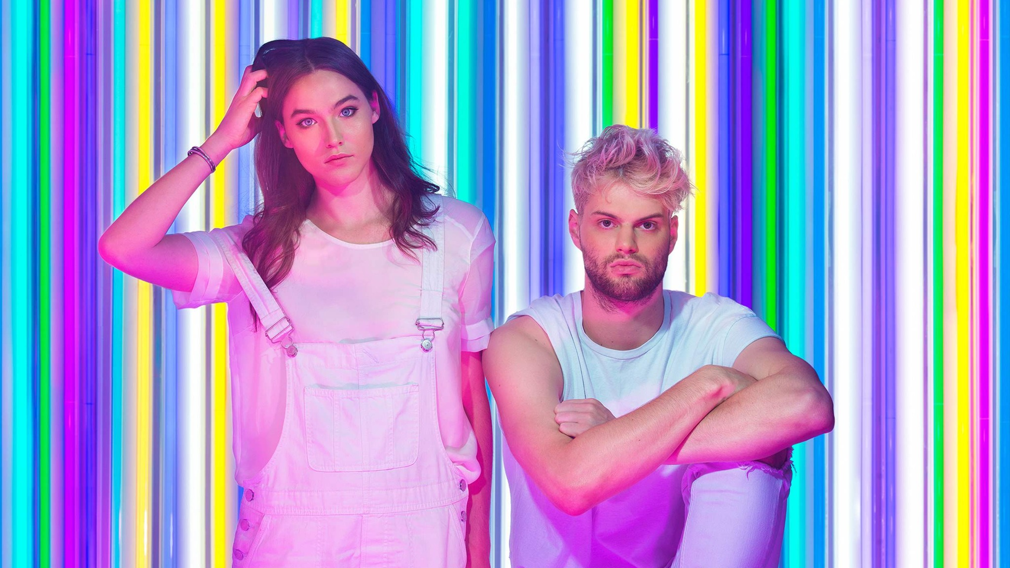 image for event Kah-Lo, LP Giobbi and SOFI TUKKER