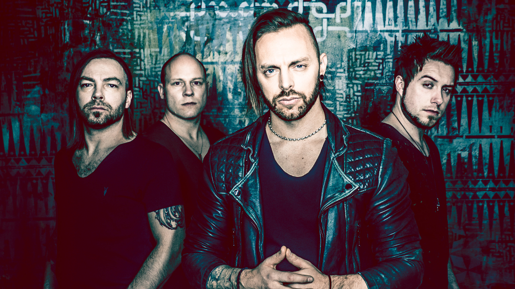 Bullet For My Valentine At Voodoo Lounge At Harrah S Casino North