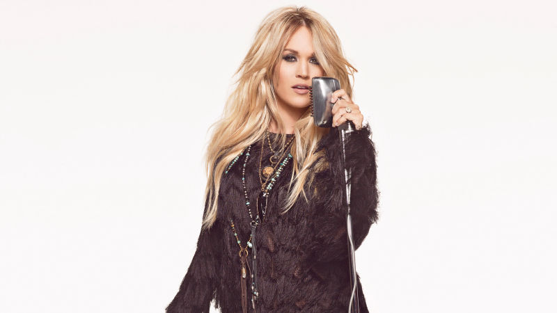 image for event [EARLY SHOW] Carrie Underwood, Jeannie Seely, and more