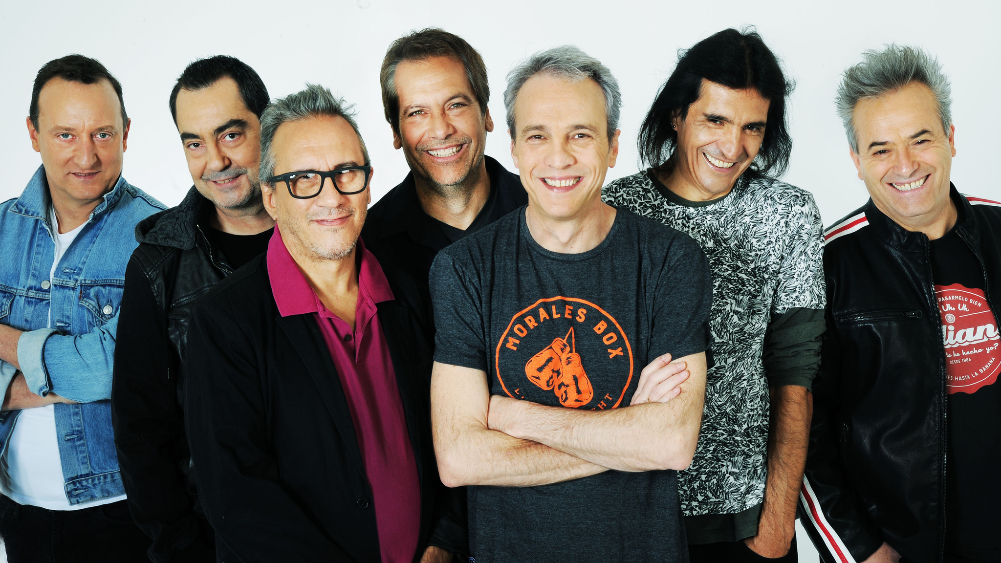 image for event Enanitos Verdes & Hombres G