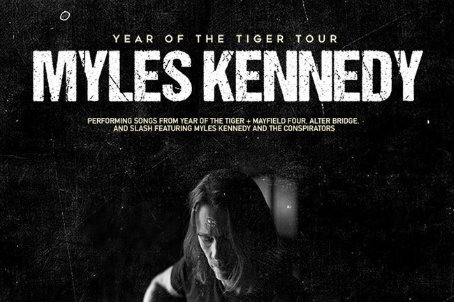 image for event Myles Kennedy