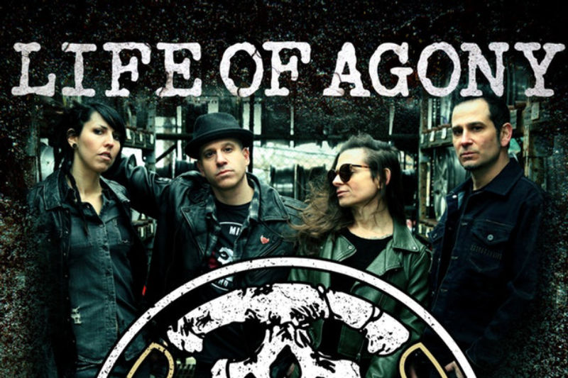 image for event Life of Agony and All Hail the Yeti