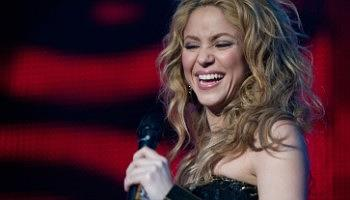 image for event Shakira