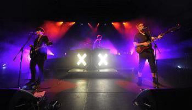 image for event The xx