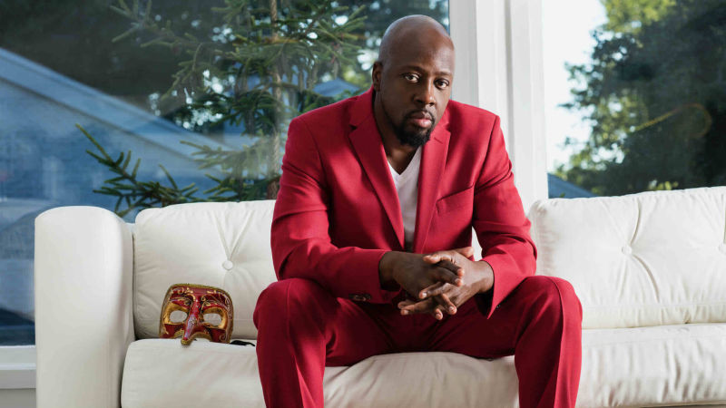 image for event Wyclef Jean