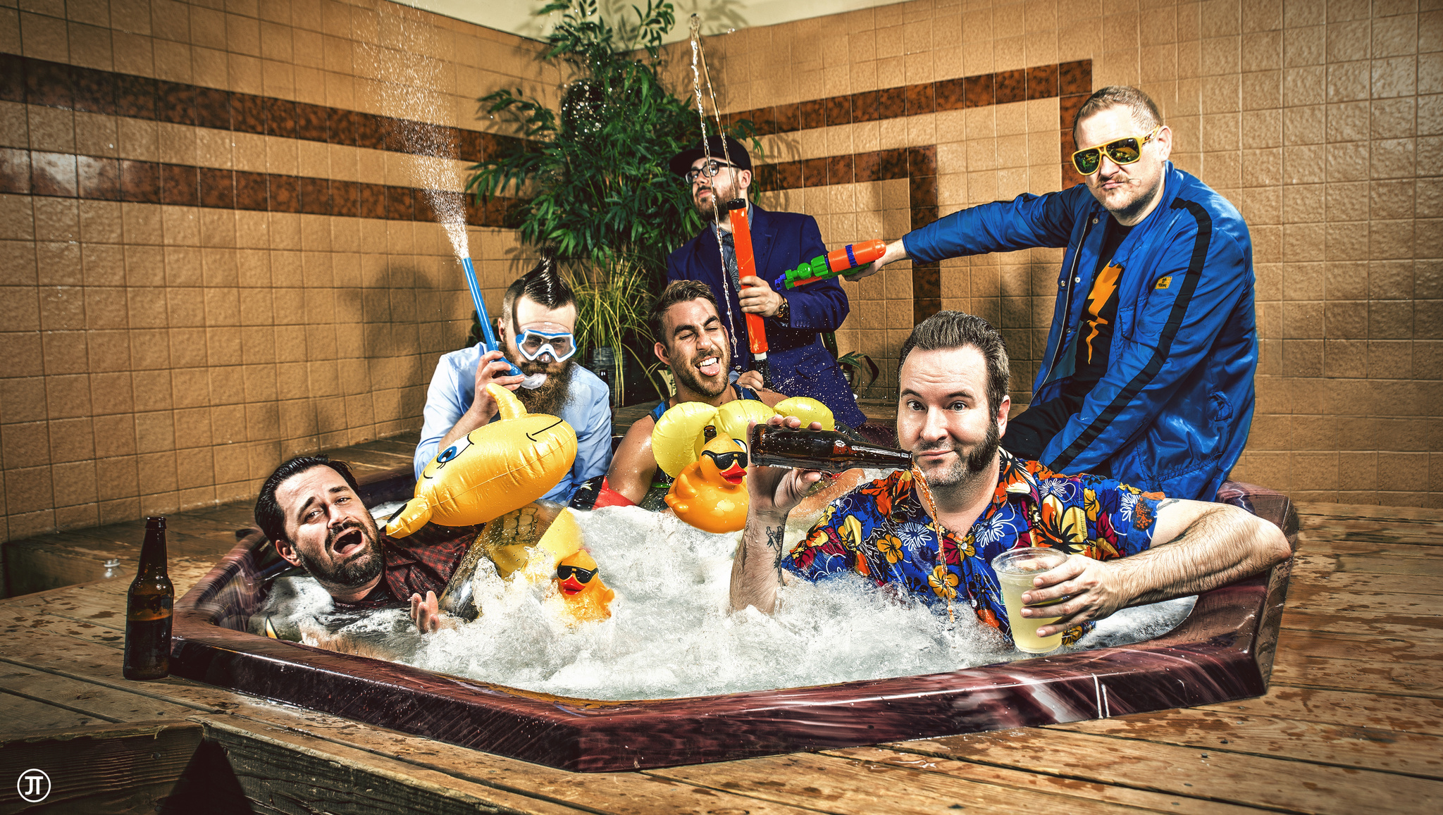 image for event Reel Big Fish - The Tickle My Tiki, We Are The Union, and Ballyhoo