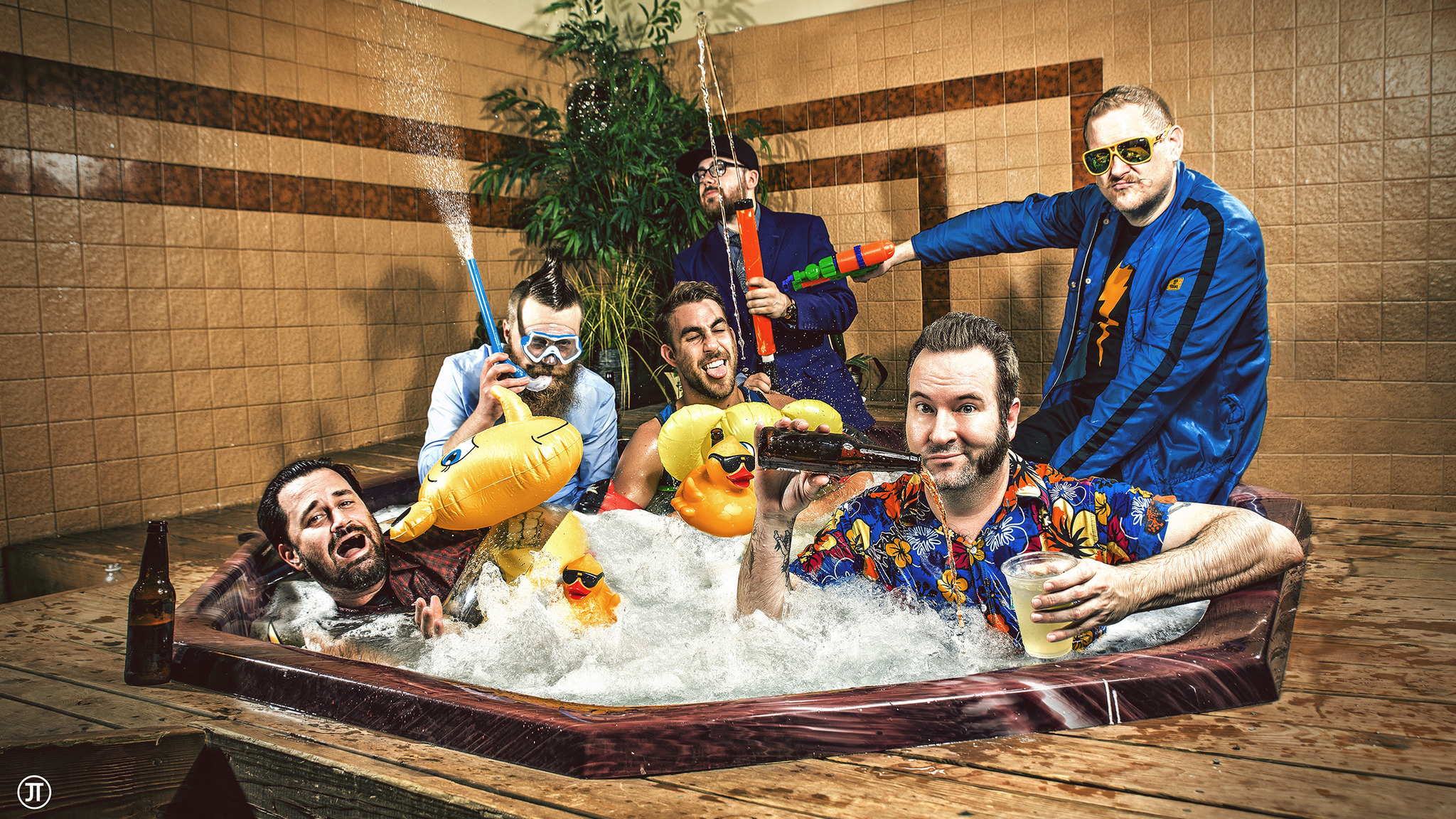image for event Ballyhool and Reel Big Fish